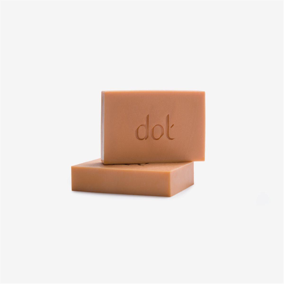 صابون هویج دُت مناسب برای پوست های خشک و حساس