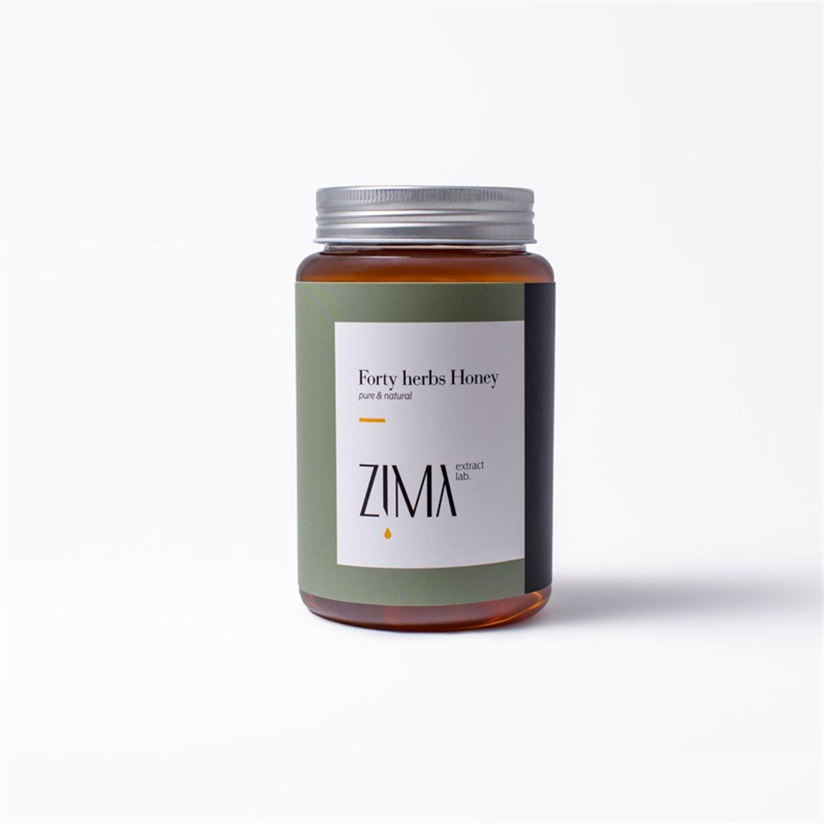 عسل چهل گیاه زیمالب، طعمی طبیعی و پر از خاصیت